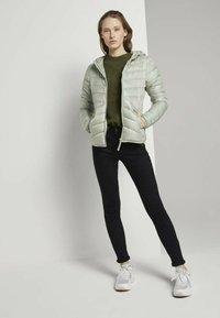 TOM TAILOR DENIM - Light jacket - light olive - 1