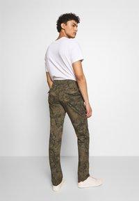 Mason's - Chino kalhoty - green - 2