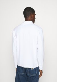 Weekday - DORIAN TURTLENECK - Long sleeved top - white - 2