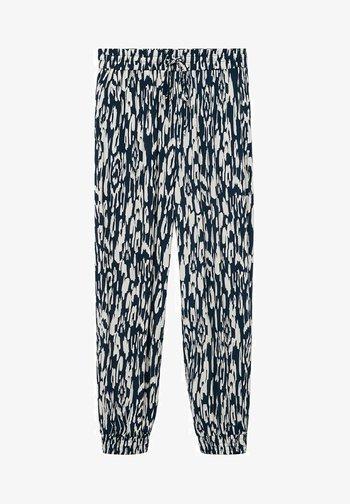 KIM - Trousers - bleu marine foncé