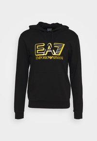 EA7 Emporio Armani - FELPA - Hoodie - black - 5