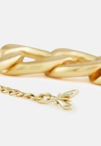 Patrizia Pepe - CHAIN ATTRACTION BRACELET - Bracelet - antique gold-coloured - 3
