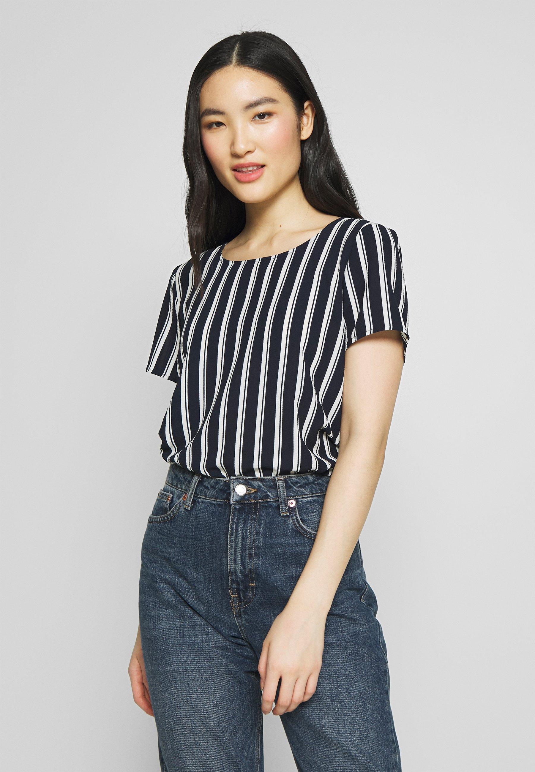 Damen VMSASHA ZIP - Bluse