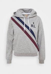 Polo Ralph Lauren - LONG SLEEVE - Hoodie - dark vintage heat - 4