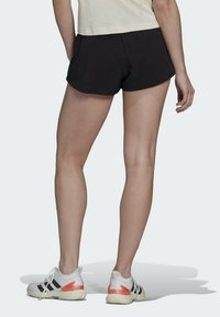 adidas Performance - T MATCH  - Pantalón corto de deporte - black - 1