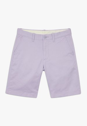 SOLID STANTON - Shorts - grape mist