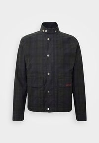 HKT by Hackett - WAXED  - Lehká bunda - dark green - 4