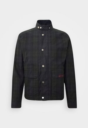 WAXED  - Summer jacket - dark green