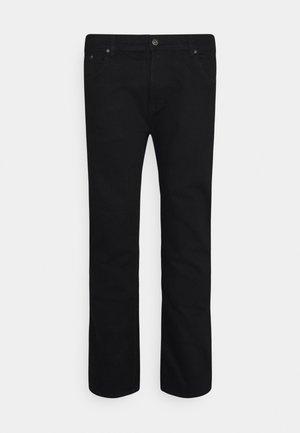 Slim fit jeans - clean black