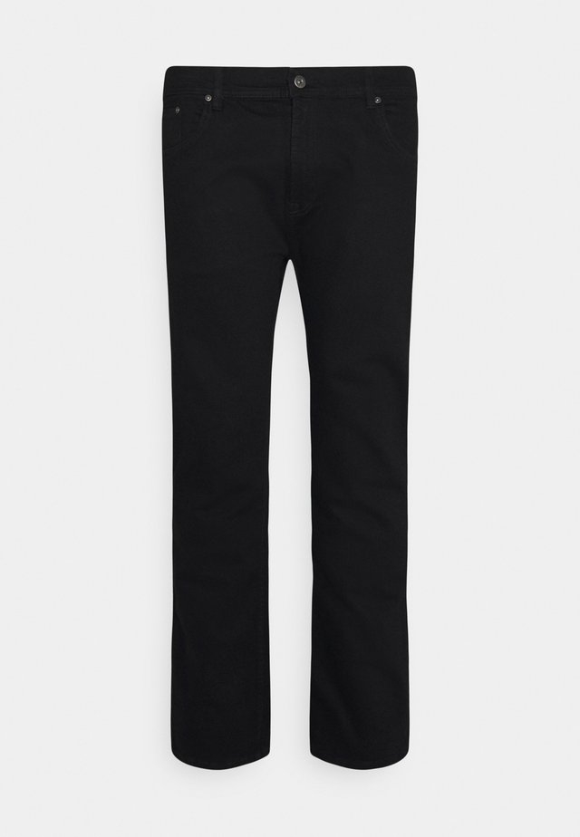 Slim fit jeans - clean black