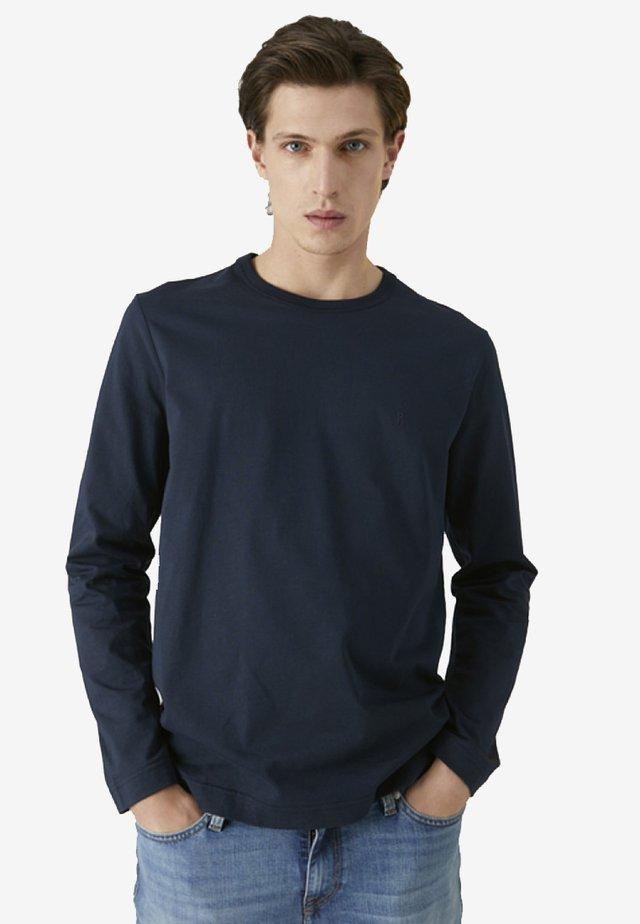JOHAAN - Long sleeved top - navy