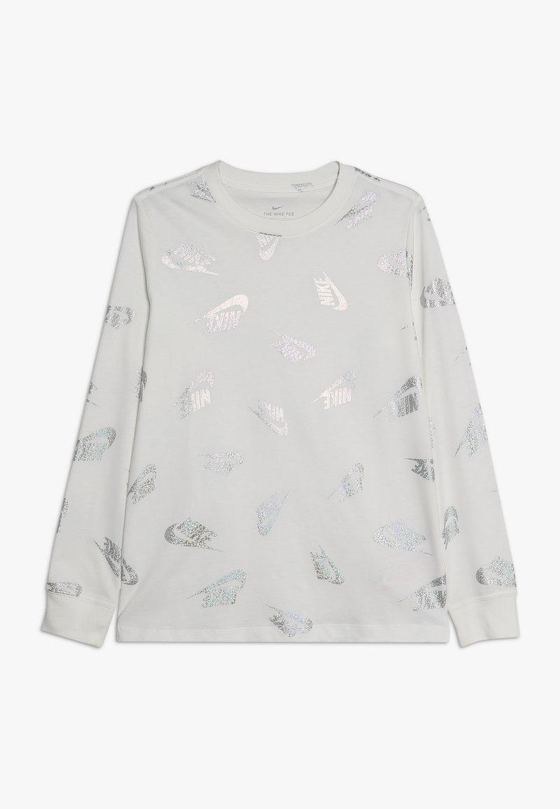 Nike Sportswear - WINTERIZED - Långärmad tröja - off-white