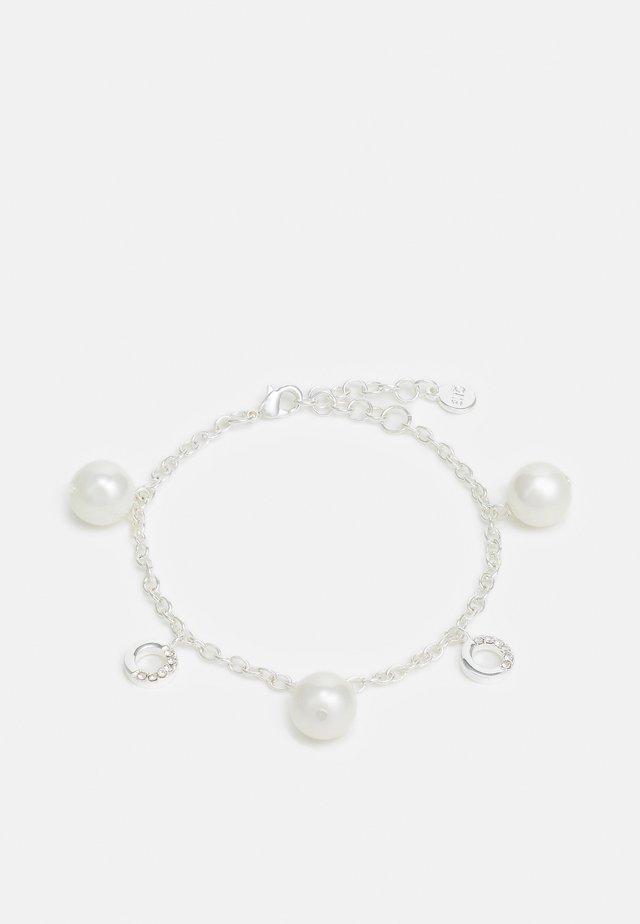 CHARM BRACE  - Bracelet - silver-coloured