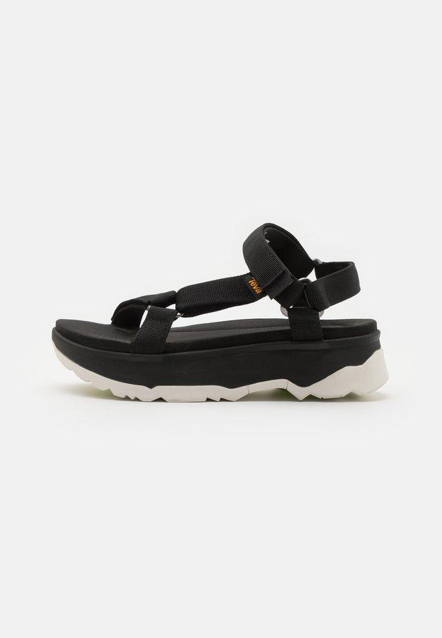JADITO UNIVERSAL - Sandales de randonnée - black