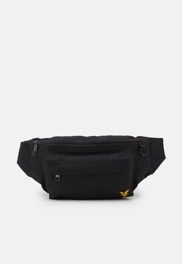 CHEST PACK UNISEX - Ledvinka - true black