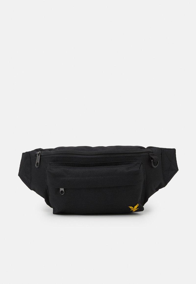 Lyle & Scott - CHEST PACK UNISEX - Bum bag - true black