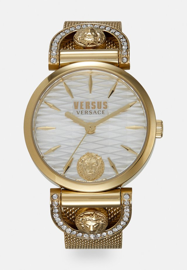 ISEO - Horloge - gold-coloured