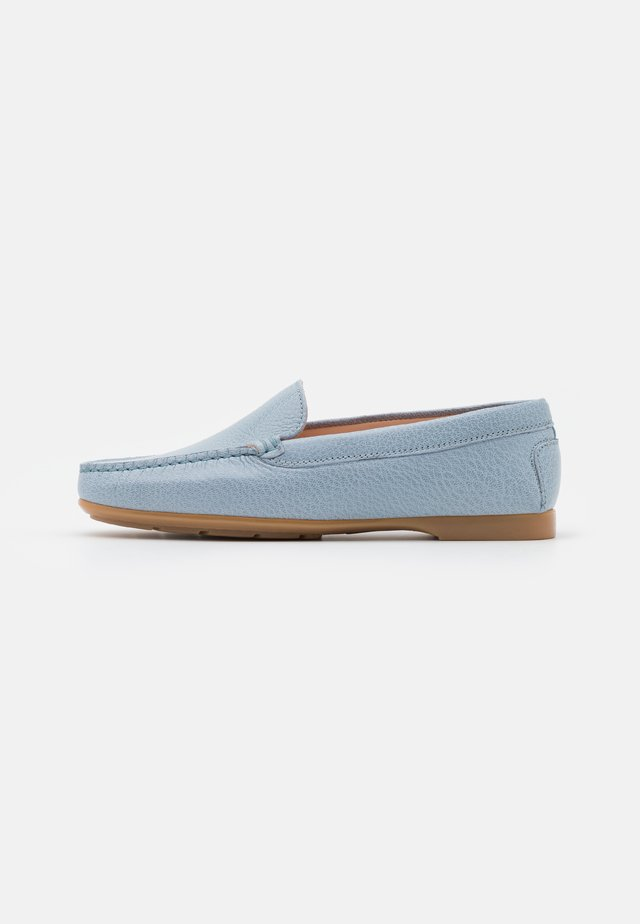 Loafers - light blue