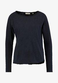 Rich & Royal - HEAVY LONGSLEEVE - Long sleeved top - deep blue - 4
