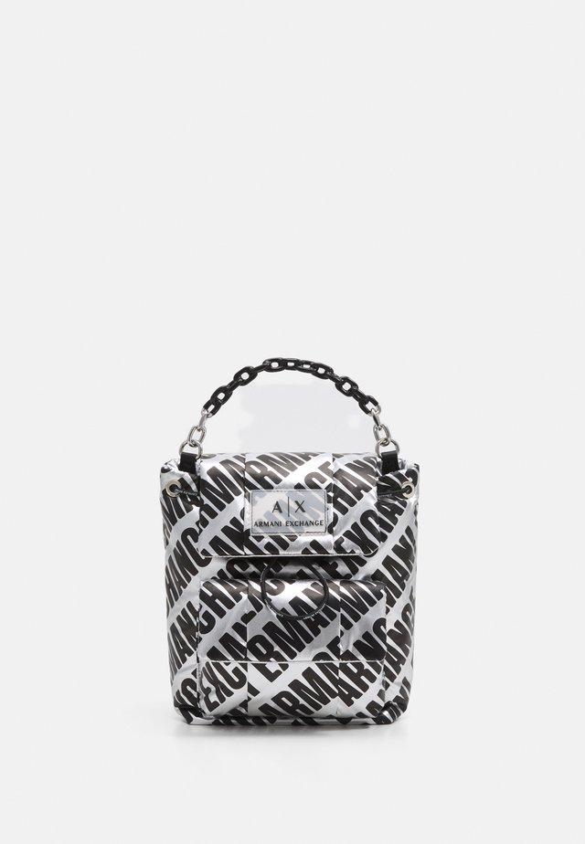 SMALL BACKPACK - Reppu - grigio