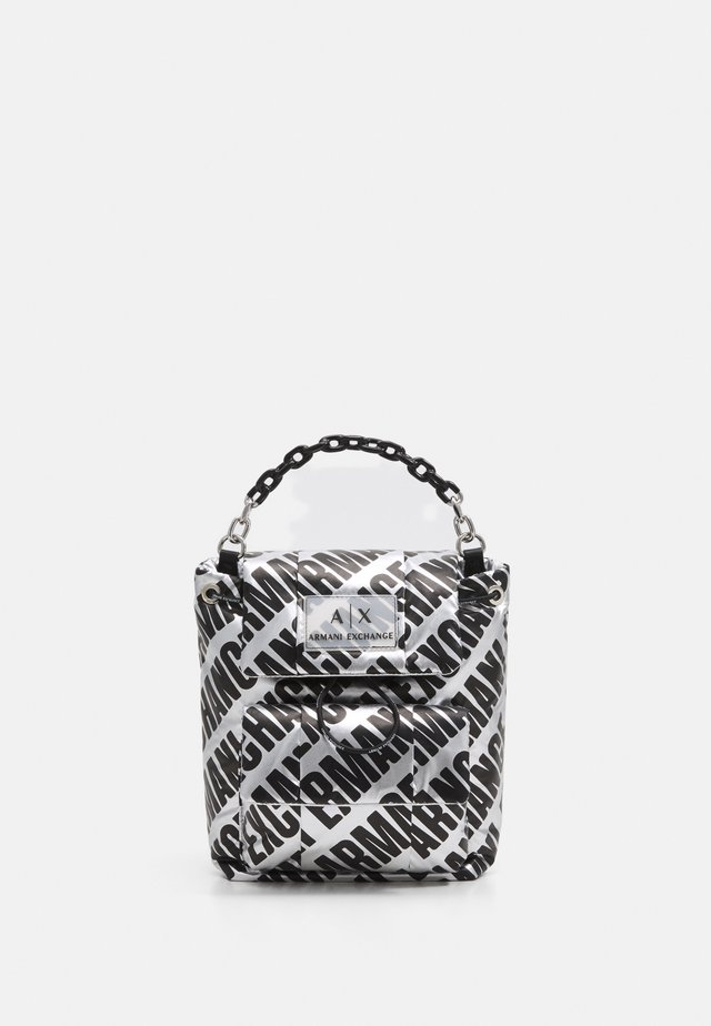 SMALL BACKPACK - Batoh - grigio