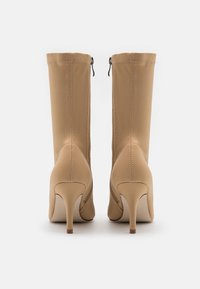 BEBO - MARINDA - Classic ankle boots - nude - 3