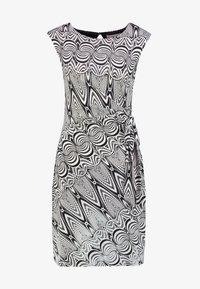 Anna Field - Day dress - white/black - 4