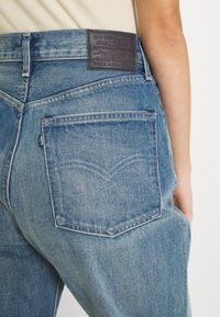 Levi's® Made & Crafted - BARREL - Džíny Relaxed Fit - brook blue - 3