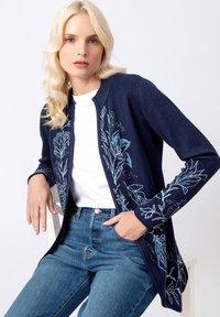 Ivko - Summer jacket - marine - 3