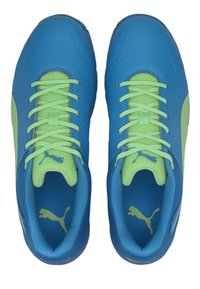 Puma - Spikes - elektro green-nrgy blue - 1