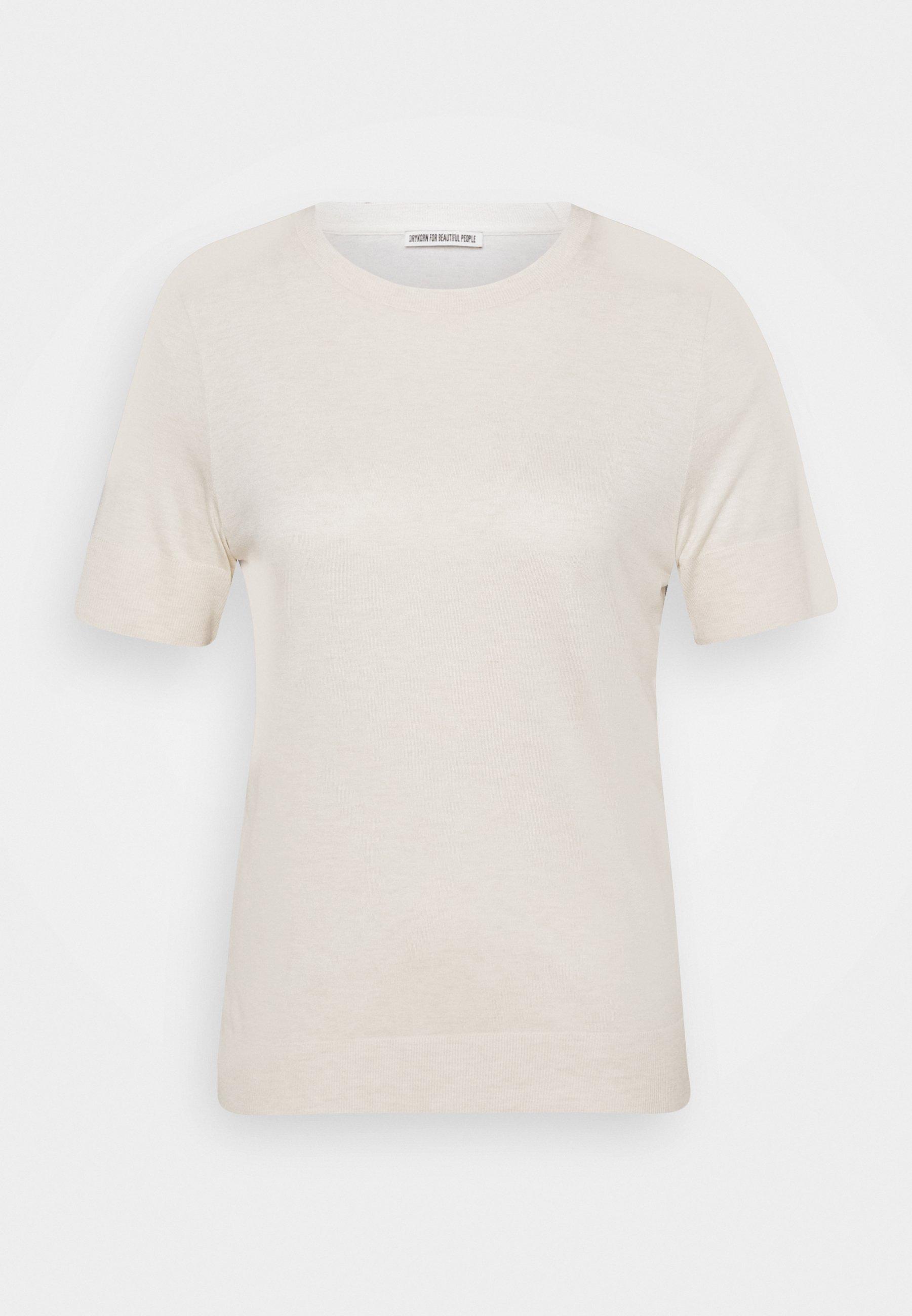 Drykorn Fammy - T-shirts Beige
