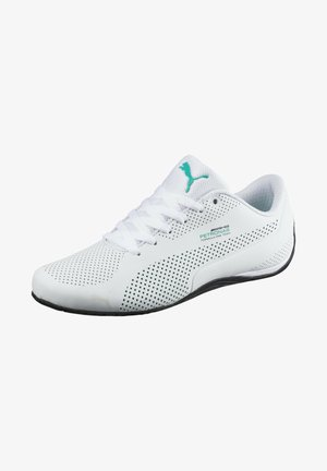 AMG PETRONAS DRIFT CAT - Trainers - white spectra green blk