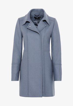 Classic coat - rauchblau