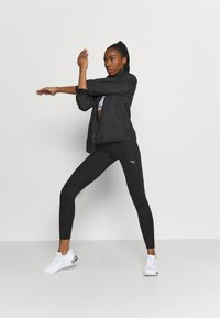 Puma - RUN FAVORITE RISE FULL - Tights - puma black - 3