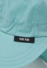 pure pure by BAUER - KIDS MIT NACKENSCHUTZ UNISEX - Hat - mint - 3