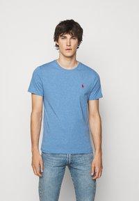 Polo Ralph Lauren - T-shirt basique - pale royal heather - 0