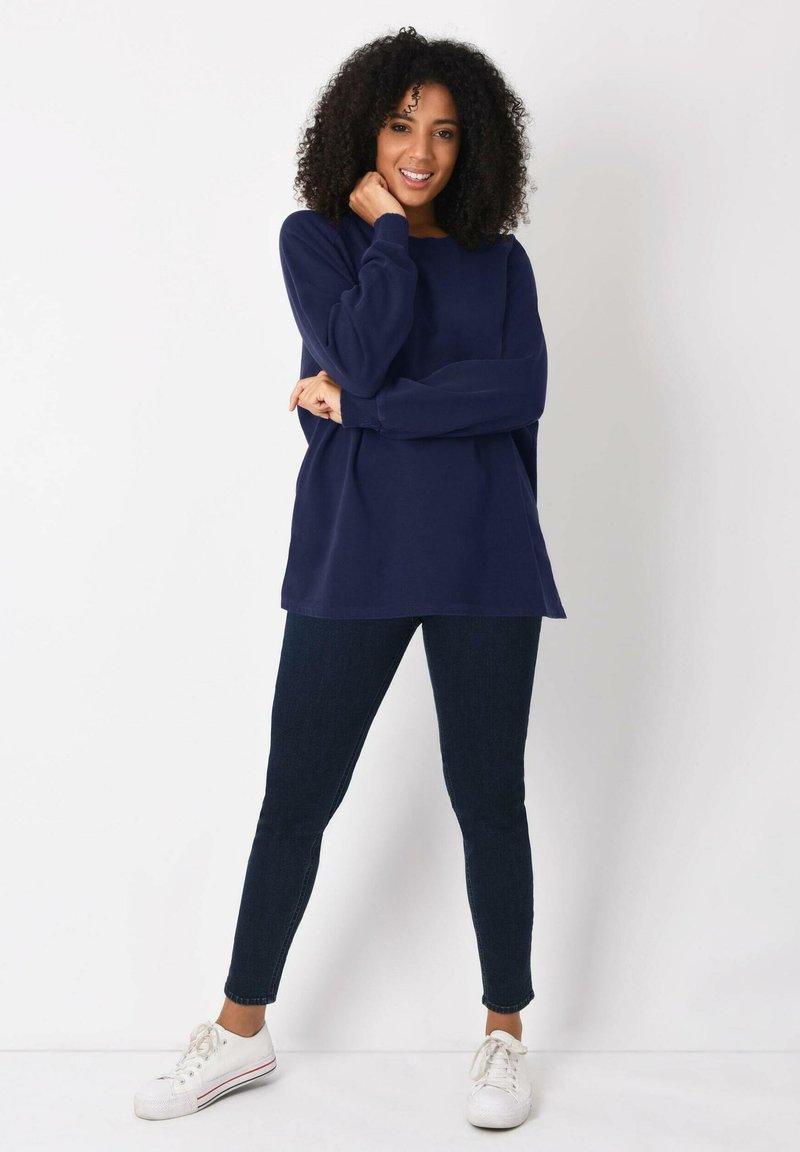 Live Unlimited London - Sweatshirt - dark blue