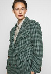 Vivienne Westwood Anglomania - GRAND HOTEL - Blazer - grey/green - 3