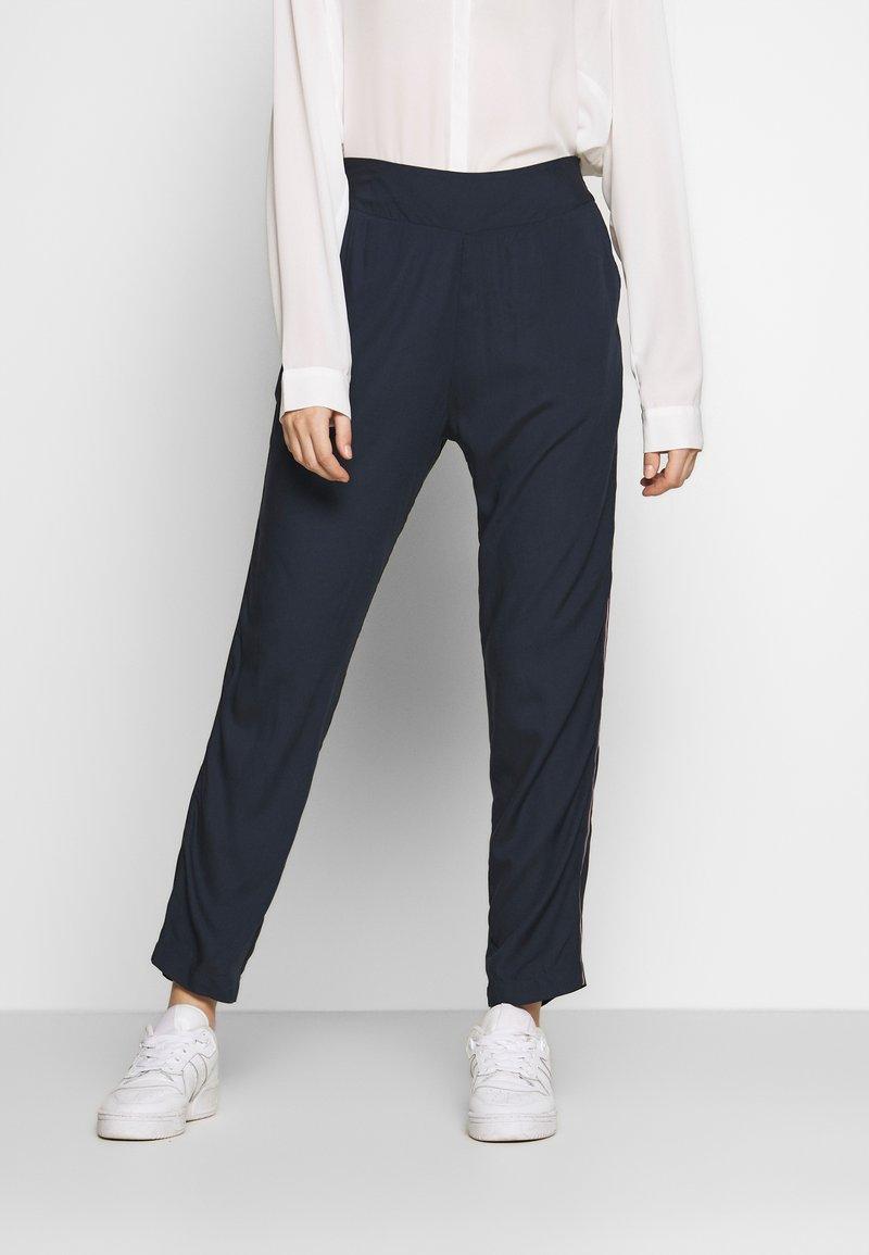Blue Seven - DA HOSE - Trousers - blau