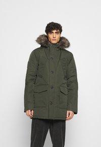 Superdry - EVEREST  - Winter coat - army khaki - 0