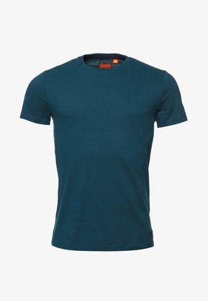 VINTAGE EMBROIDERY  - T-shirt basique - blue bottle