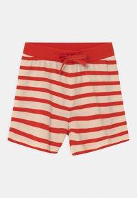 Mini Rodini - STRIPE UNISEX - Shorts - red - 0
