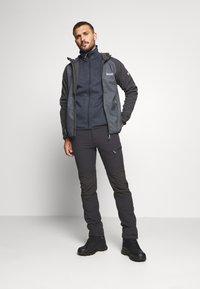 Regatta - AREC  - Soft shell jacket - ash/ash - 1