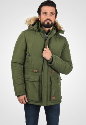 PARKA POLYGRO - Winter jacket - ivy green