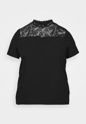 CARFIRST - Basic T-shirt - black