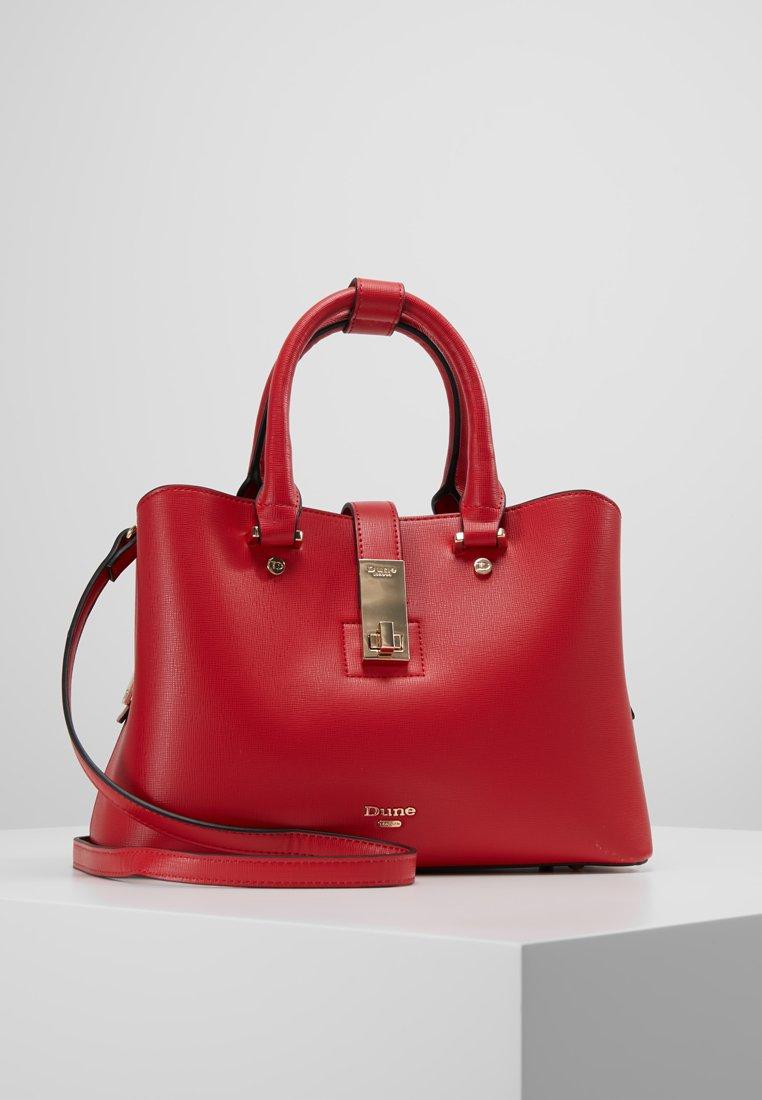 Dune London - DINIDIELLA - Handbag - red plain