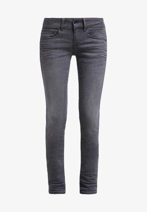 MIDGE CODY MID SKINNY - Jeans Skinny Fit - slander grey superstretch