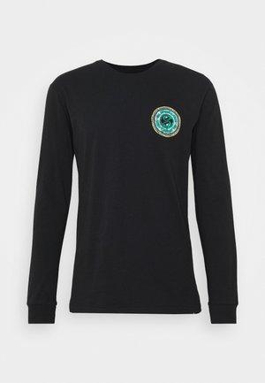 STICK AROUND  - Camiseta de manga larga - black