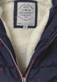 Staccato - Winter coat - dark blue - 3
