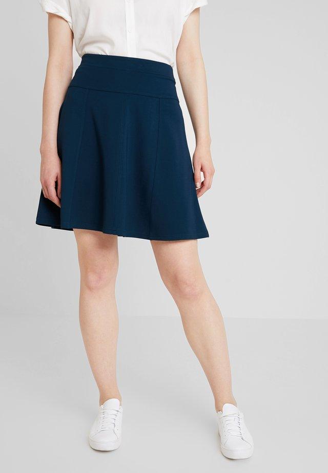 Mini skirt - teal